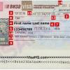 Hướng dẫn làm thủ tục xin làm Visa Nga – Có ngay Visa trong 3 ngày