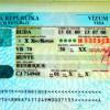 Làm visa CZech