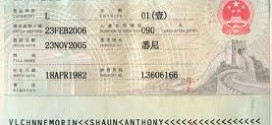 Làm visa Trung Quốc 6 tháng , 1 năm nhiều lần