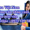 Thủ tục bảo lãnh xin công văn nhập cảnhcho người nước ngoài có vợ hoặc chồng là người Việt Nam