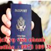 Đón khách tại sân bay , hỗ trợ làm thủ tục dán visa