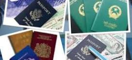 Duyệt công văn nhập cảnh cho quốc tịch khó