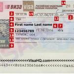 Làm visa Nga