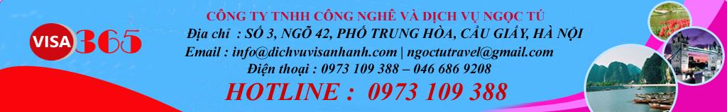 Dịch vụ làm visa nhanh tại Hà Nội