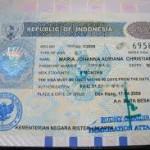 xin visa indonesia