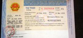 Thủ tục xin nhập cảnh vào Việt Nam